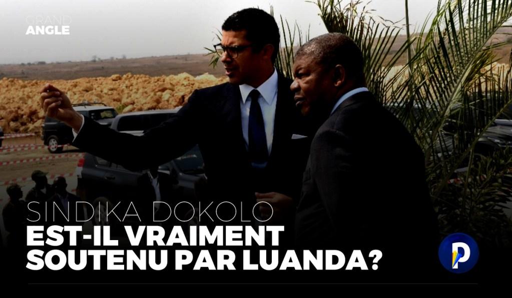 Dokolo a-t-il vraiment le soutien de l'Angola?