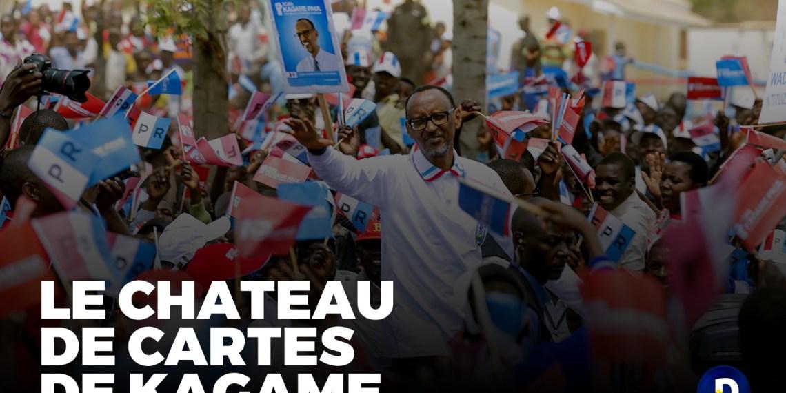 Le château de cartes de Kagame