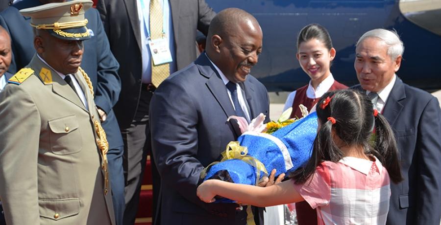 Coopération militaire: la RDC se tourne vers la Chine
