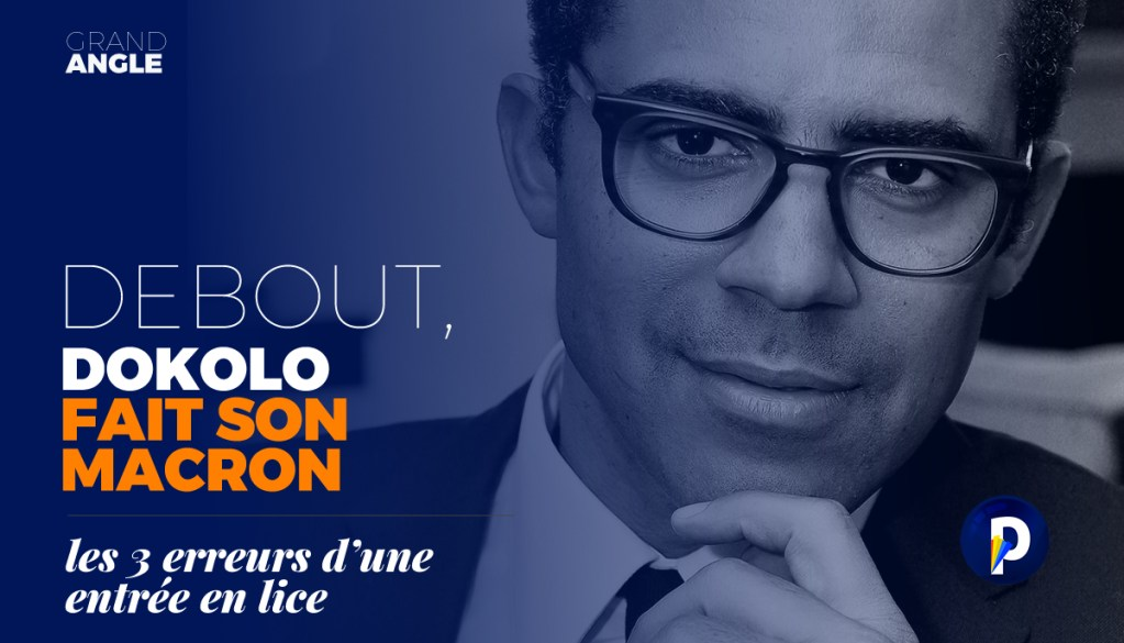 """Quand Dokolo fait son """"Macron"""": les 3 erreurs d'une entrée en lice"""