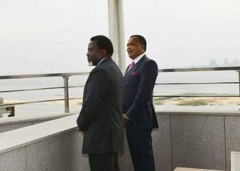Kabila, Sassou, Macron et le référendum