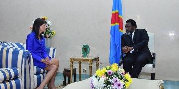 Deux heures de tête-à-tête entre Joseph Kabila et NikkiHaley
