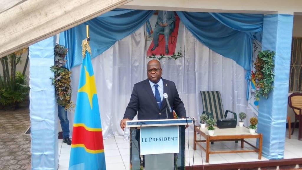 """Félix Tshisekedi: """"il n'y a aucune division au Rassemblement, Moïse Katumbi est libre d'annoncer sa candidature"""""""