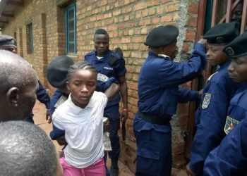 """La Police accuse Binja Yalala et 10 autres mineurs d'avoir """"violenté les forces de l'ordre"""""""