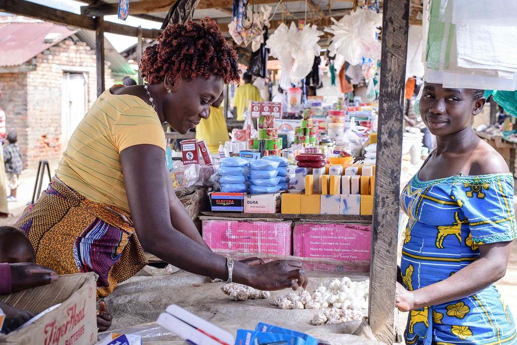 A Walikale, la population recours au troc faute de billets de banque