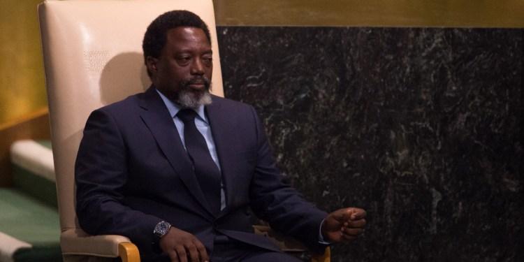 2017: l'année blanche de Kabila