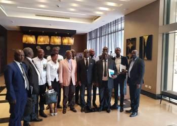 Kabila Désir se prépare aux élections: une délégation du Nord-Kivu autour de Kin-Kiey Mulumba à Kinshasa