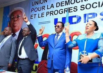 Pour l'UDPS Tshibala, le remplacement de Kalamba à la CENI risque de retarder les élections