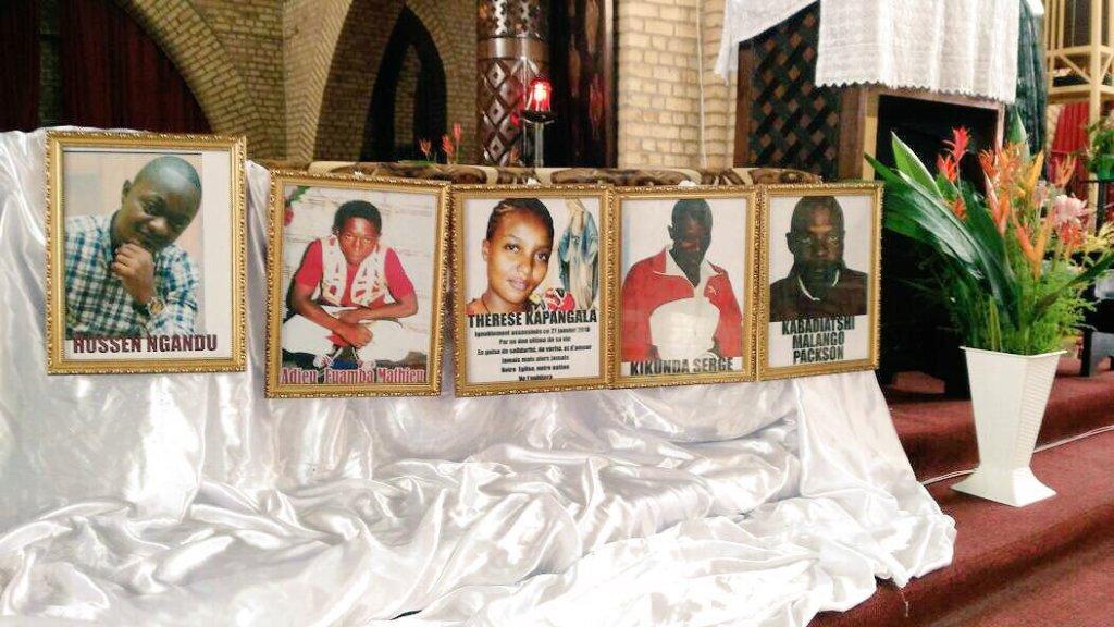 Des appels à la canonisation de Thérèse Kapangala