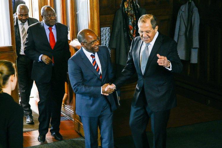 Vers une coopération militaire entre la RDC et la Russie