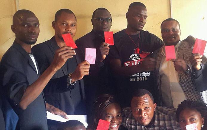 RDC: le procès de cinq militants de Filimbi renvoyé au 26 juillet