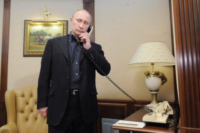 Trump and Putin discuss future ties in phone call – POLITICO