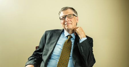 Meet The World's Most Powerful Doctor: Bill Gates – POLITICO