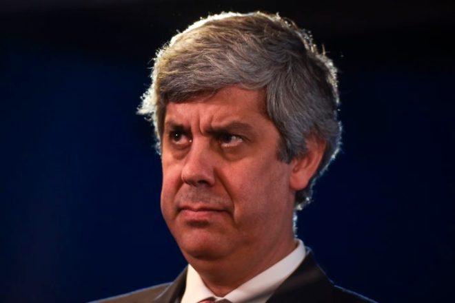 Portuguese Finance Minister Mario Centeno | Patricia De Melo Moreira/AFP via Getty Images