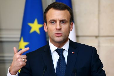 Image result for Macron's Government Passes Controversial Asylum and Immigration Law