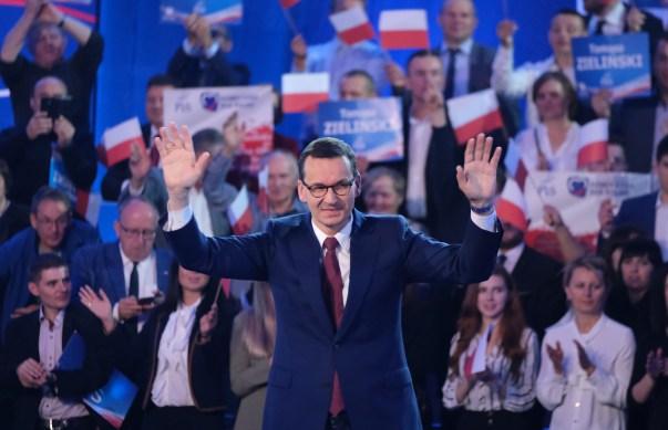 El PiS de Polonia gana las elecciones parlamentarias - POLITICO 2