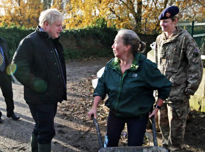 El problema de las mujeres de Boris Johnson - POLITICO 10