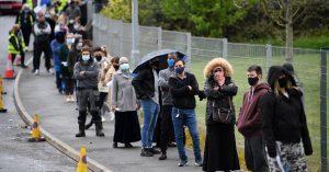 UK coronavirus vaccine booster trial begins – POLITICO