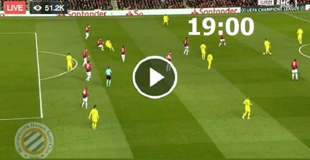 Live Football | Granada CF (GRA) v Manchester United (MNU ...