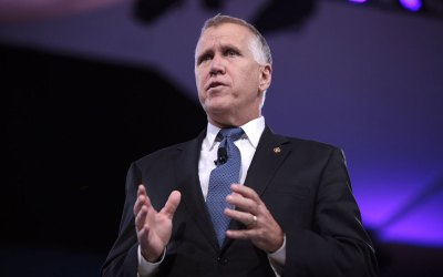 Poll shows bubbling economic populism and helps explain Tillis' woes