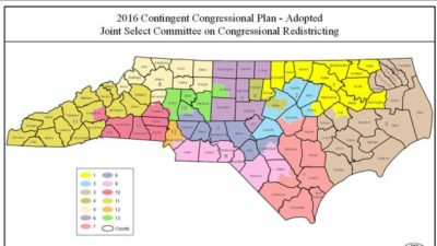Don't expect a break from politics in North Carolina