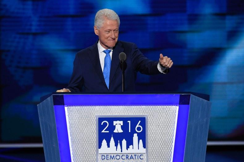 DNC day two recap: a different Bill, a better Hillary