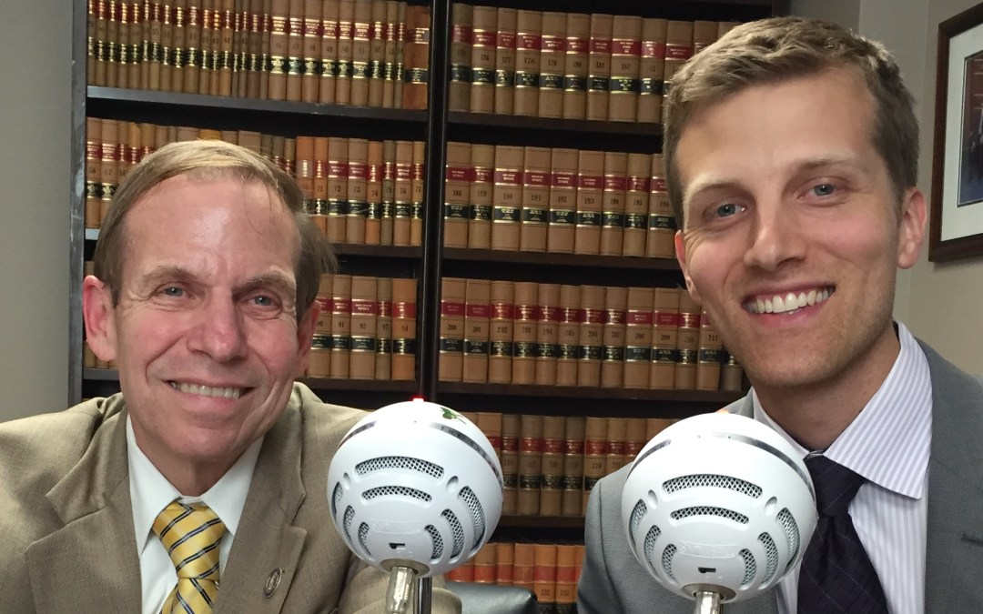 PODCAST   Justice Is Nonpartisan. Justice Bob Edmunds Says He Is, Too.