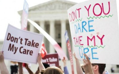 The Healthcare Vote That Republicans Missed in the Midterms