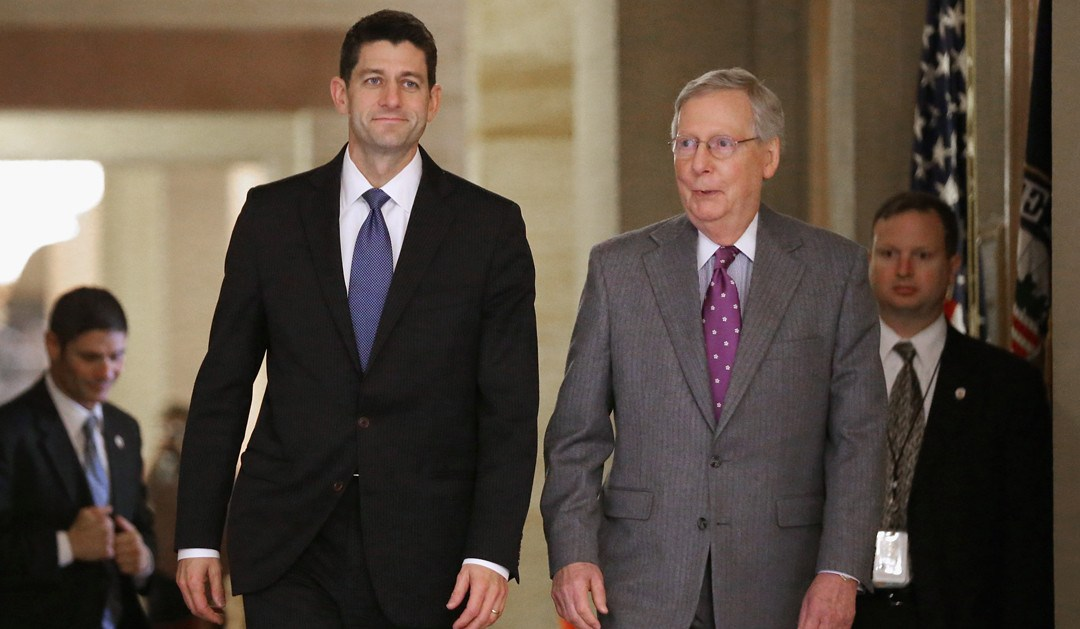 The party of fiscal irresponsibility and hypocrisy