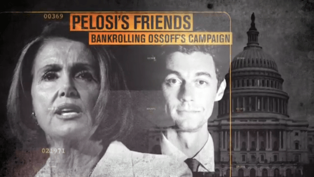Pelosi didn't cost Ossoff the election