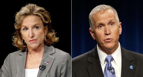 Was Kay Hagan robbed?