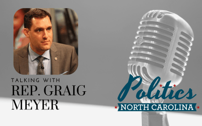 Talking with Rep. Graig Meyer
