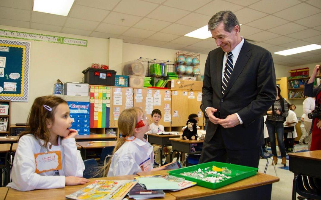 Cooper Unveils Education Spending Proposal