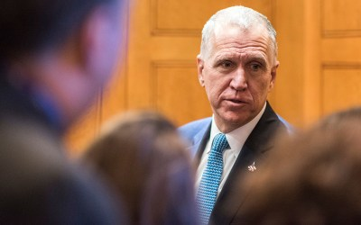 NC GOP Tires of Tillis