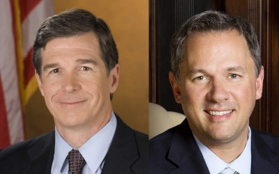 Another poll shows an evenly divided state with Cooper in a tight race