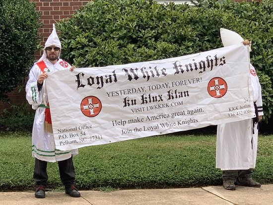 Today's Klan is more pathetic than threatening