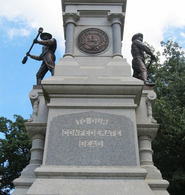 The enduring shame of North Carolina's Confederate monument law