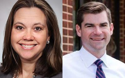 The mud is flying early in a Triad senate race