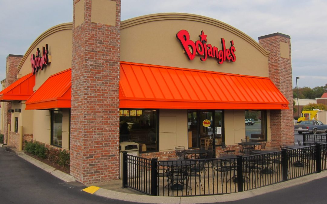 More dispatches from Bojangles