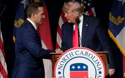 Trump disses McCrory, upends #NCSEN