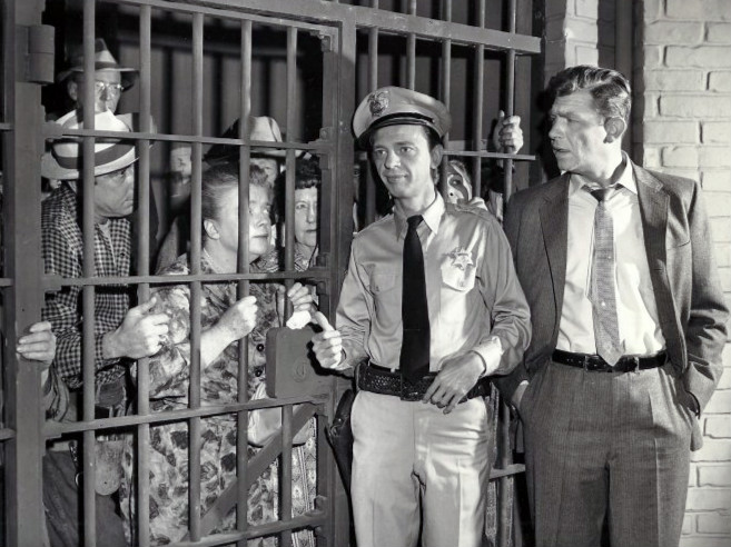 Mayberry and the children of the Reagan Revolution