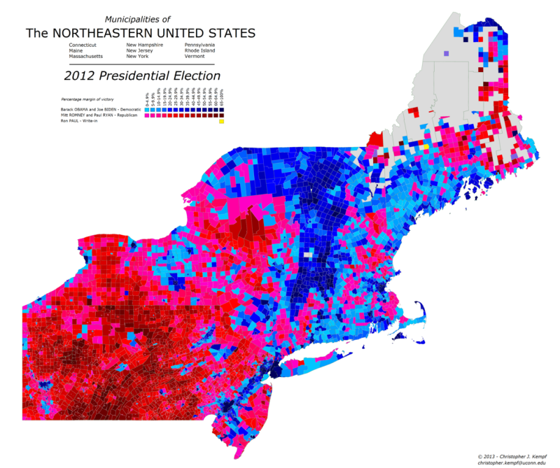 P Makeup Of The Keystone State