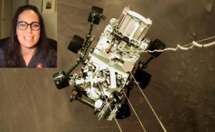 """Politika Online – What kind of """"rover"""" did Dragana land on Mars?"""