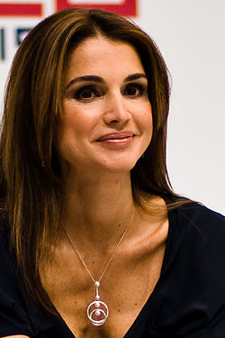 250px-Queen_Rania_of_Jordan_at_Le_Web_09_(4174494458)