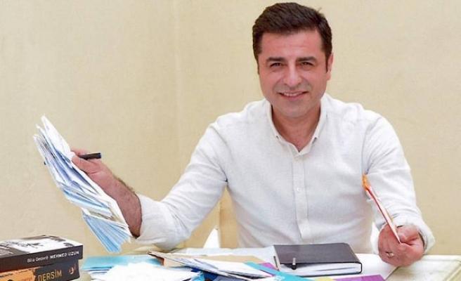 Demirtaş'tan HDP kapatma davasına tepki