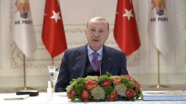 """Cumhurbaşkanı Erdoğan: """"Diğer partilerin anayasa çalışmalarını kendimizinkiyle uzlaştırabilirsek bu işi hallederiz"""""""