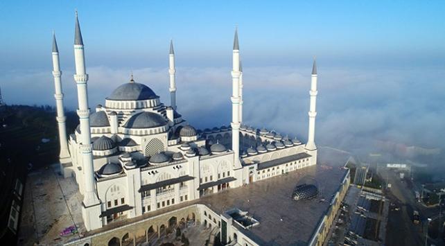 Çamlıca Camii için İBB'nin harcadığı miktar belli oldu