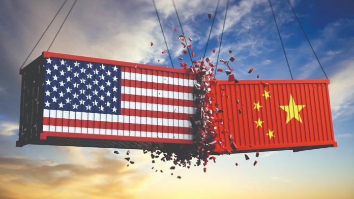 Asya'da ticaret ve uluslararası ilişkiler savaşları