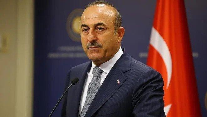 """Dışişleri Bakanı Çavuşoğlu: """"ABD ve Rusya sözünde durmadığı için göbeğimizi kendimiz keseceğiz"""""""