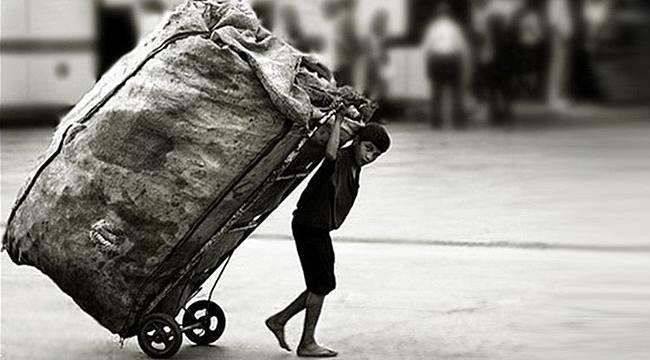 Israr çocuk işçiliği mücadelesinde yoksulluk